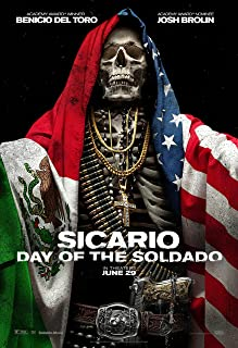 Best sicario 2 day of the soldado poster Reviews