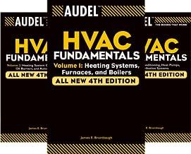 Audel HVAC Fundamentals (3 Book Series)
