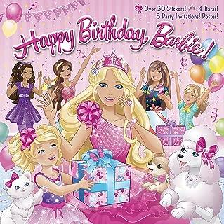 Happy Birthday, Barbie! (Barbie) (Pictureback(R))