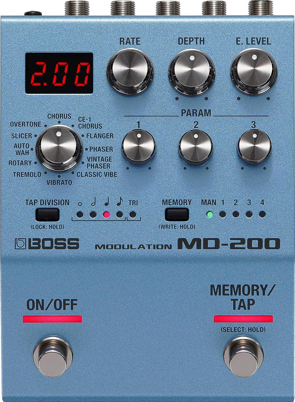 リンク:MD-200 Modulation