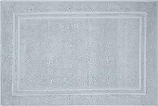 Grund Bath Rug, Ultra Soft, Absorbent and Anti Slip, Cotton, Pavia, 70x110 cm, Grey