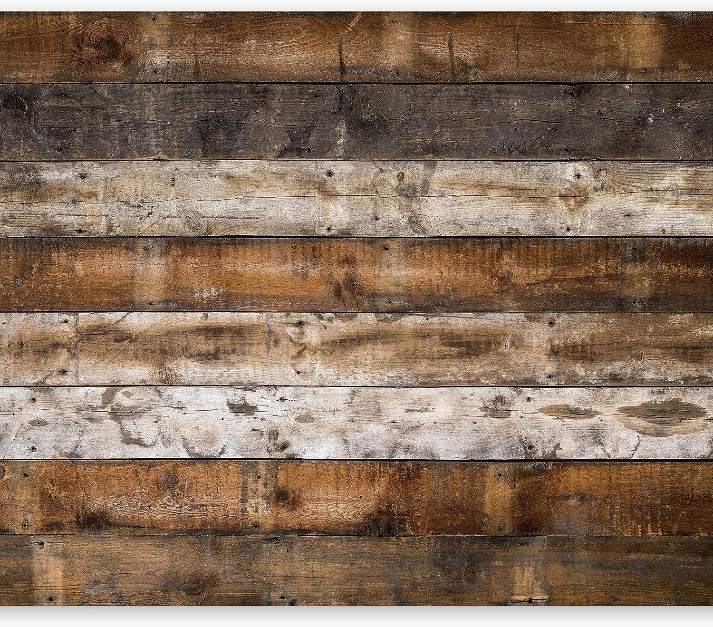 Murando - Fototapete 400x280 400x280 400x280 cm - Vlies Tapete - Moderne Wanddeko - Design Tapete - Wandtapete - Wand Dekoration - Holz Bretter Holzoptik f-B-0125-a-a B06Y2G1LLG 5bbe66