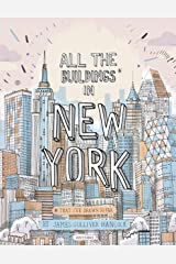 All the Buildings in New York: That I've Drawn So Far Hardcover