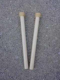 Steel Drum Pan Mallets - Lead/Tenor