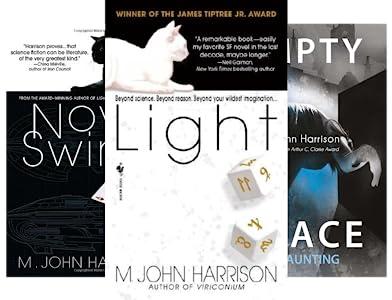 Read Light Kefahuchi Tract 1 By M John Harrison