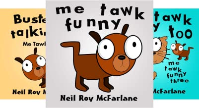 Me Tawk Funny (4 Book Series)