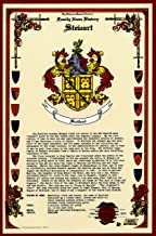 Stewart Coat of Arms/Crest and Family Name History, meaning & origin plus Genealogy/Family Tree Research aid to help find clues to ancestry, roots, namesakes and ancestors plus many other surnames at the Historical Research Center Store