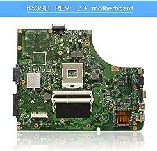 60-N3CMB1500-C09 For Asus K53SD REV.2.3 Motherboard PGA989 HM65 Mainboard