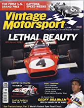 Vintage Motorsport Magazine (March/April 2013 (Lethal Beauty))