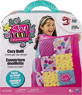 Sew Cool - Cozy Quilt - Fabric Kit