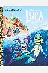 Disney/Pixar Luca Little Golden Book (Disney/Pixar Luca) Hardcover