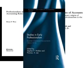 Routledge New Works in Accounting History (36 Book Series)