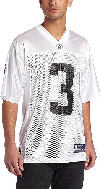 NFL Oakland Raiders Carson Palmer #3 Replica Jersey Men's