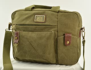 3bab404053 Canvas Business Bag by Camille Conceals - Concealed Carry for Semi-Auto or  Revolver as