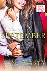 Man of the Month Club: SEPTEMBER: A Single-Parent Hot Shot of Romance Quickie Kindle Edition