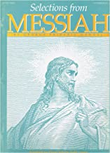 Selections From Messiah: Intermediate Level Piano Solo