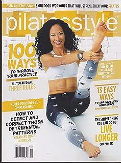 Pilates Style Magazine April 2018