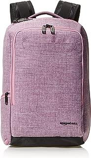 AmazonBasics Mochila para equipaje de mano, profesional, ligero, púrpura