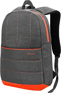 """Vangoddy Grove Padded Laptop Backpack for up to 15.6"""" Laptops (VGGrove15BLU) Orange 15.6 inches"""