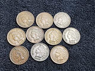 indian head cent coins