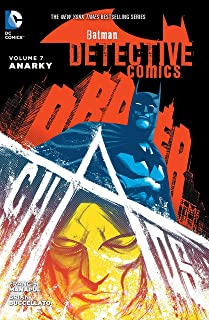 Batman: Detective Comics Vol. 7: Anarky