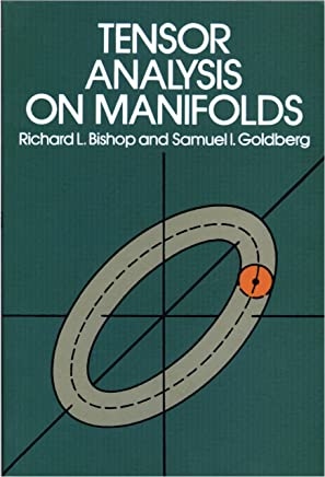 Tensor Analysis on Manifolds (Dover Books on Mathematics)