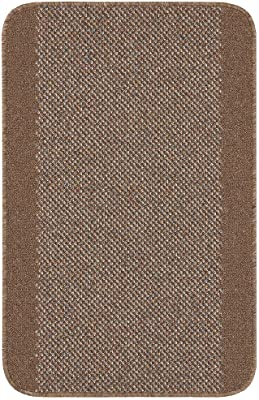 Bruce Starke Doormat, Brown, 90 x 57