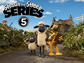 Shaun the Sheep Season 5