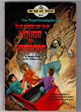 The Three Investigators in the Case of the House of Horrors (Find Your Fate Mystery, No. 7)