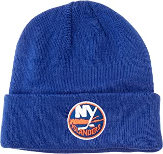 OTS NHL Youth Raised Cuff Knit Cap