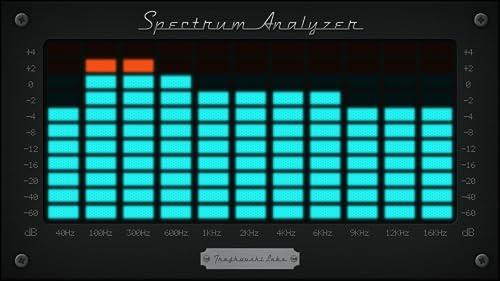『Spectrum Analyzer - Audio』の2枚目の画像