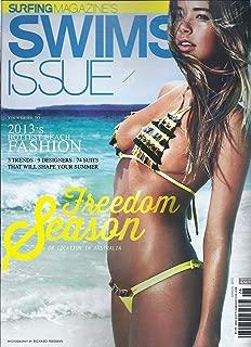 Surfing Magazine Swimsuit Annual 2013