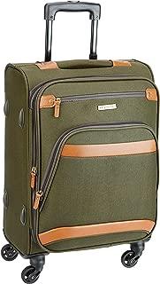 Aristocrat Morris Polyester 57 cms Olive Soft Sided Carry-On (STMRRW57OLV)