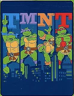 Northwest Enterprises Teenage Mutant Ninja Turtles Silk Touch Throw - 40