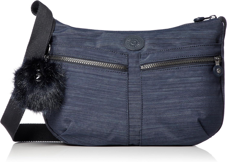 Kipling IZELLAH Shoulder Bag in True Dazz Navy
