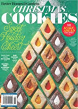 better homes and gardens cookie magazine