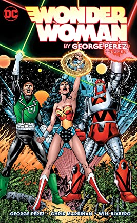 Wonder Woman by George Perez Vol. 3