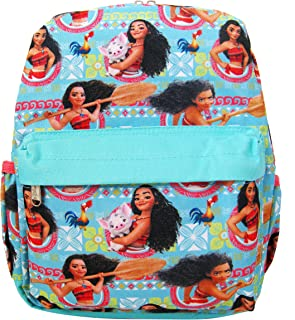 Disney Moana 12 inch All Over Print Backpack