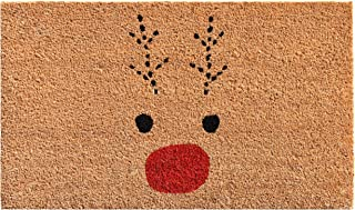 Calloway Mills 105011729 Rudolph Doormat, 17