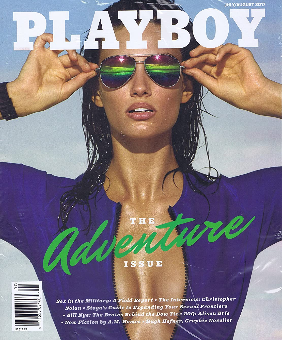 コンドームぼろ倒産Playboy International [US] July - August 2017 (単号)