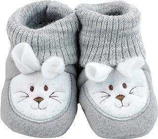 France Tendances Baby Schuhe Strickschuhe Erstlingsschuhe Mäuse das kleine Geschenk 0-3 Monate