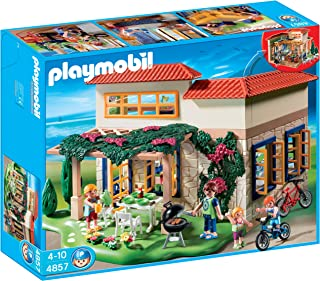 comprar comparacion PLAYMOBIL - Casita de Verano, Set de Juego (4857)