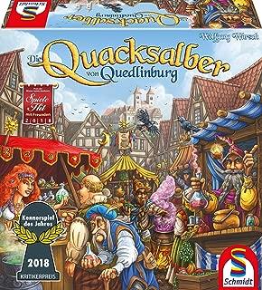 Die Quacksalber Von Quedlinburgkennerspiel Des Jahres 2018