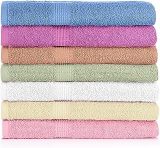 CrystalTowels Premium Bath Towels – 7 Pack - 27