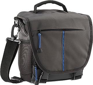 Insignia - Camera Shoulder Bag - Blue/dark gray