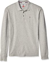 Tommy Hilfiger Men's Long Sleeve Polo Shirts