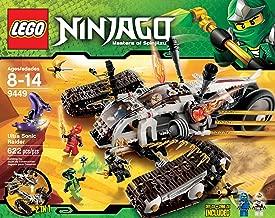 Best 9449 lego ninjago ultra sonic raider Reviews