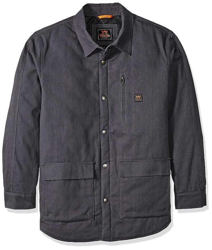 メロディーシャイ発表する壁メンズLumberton jack-shirt with Kevlar