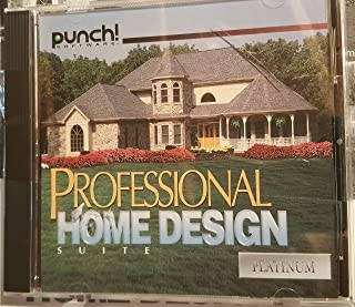 Punch! Professional Home Design Suite Platinum 12 & Master Landscape 10