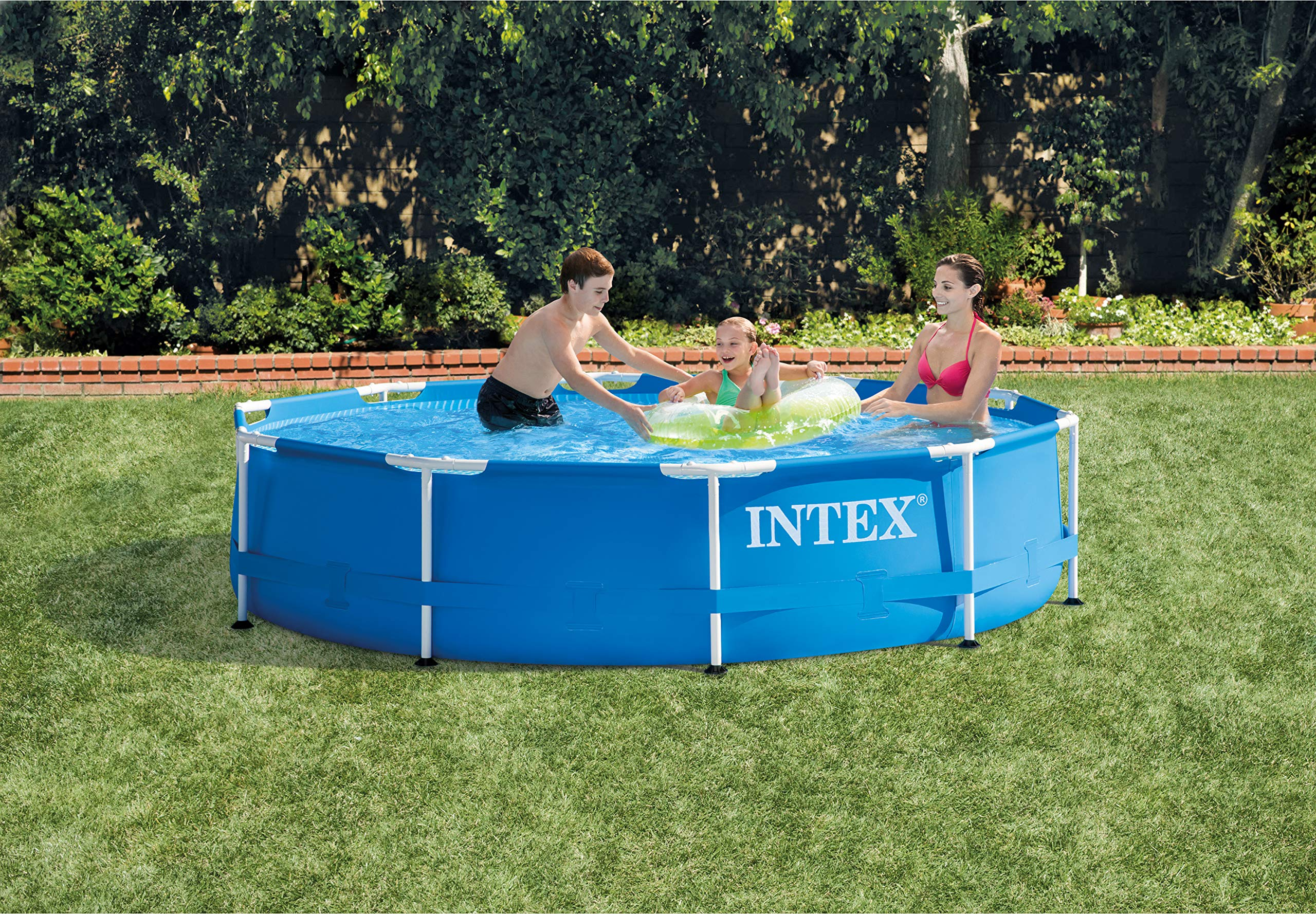 Intex 56999GS - Piscina tubular (circular), 305 x 76 cm: Amazon.es ...